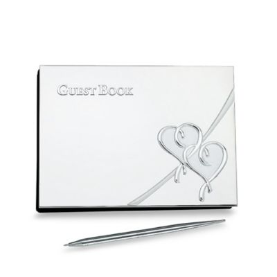 Lenox® True Love Guestbook with Pen