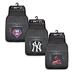 MLB Vinyl Car Mats (Set of 2)