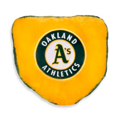 MLB Oakland A's Home Plate Pillow