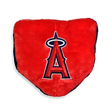 MLB Los Angeles Angels of Anaheim Home Plate Throw Pillow