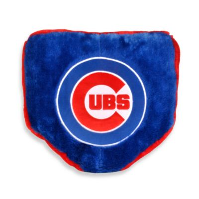 MLB Chicago Cubs Home Plate Pillow