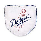 MLB Los Angeles Dodgers Home Plate Pillow