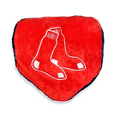 MLB Boston Red Sox Home Plate Throw Pillow