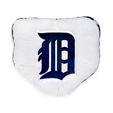 MLB Detroit Tigers Home Plate Throw Pillow
