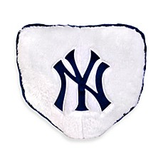 MLB New York Yankees Home Plate Throw Pillow