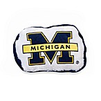 University of Michigan Plush Pillow