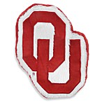 University of Oklahoma Plush Pillow
