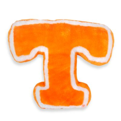 University of Tennessee Plush Pillow