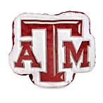 Texas A & M University Plush Pillow