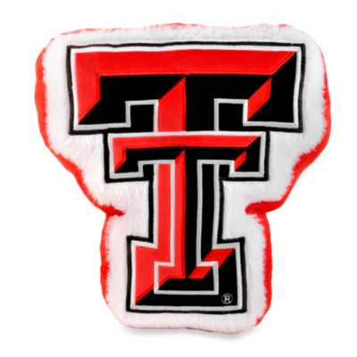 Texas Tech University Plush Pillow