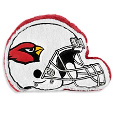 NFL Arizona Cardinals Helmet Throw Pillow