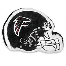 NFL Atlanta Falcons Helmet Throw Pillow