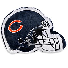 NFL Chicago Bears Helmet Throw Pillow