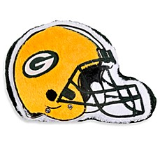 NFL Green Bay Packers Helmet Throw Pillow