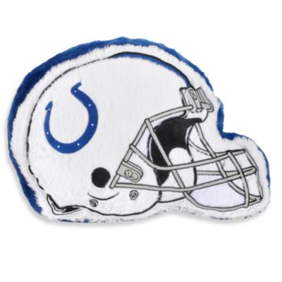 NFL Indianapolis Colts Helmet Pillow