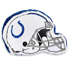NFL Indianapolis Colts Helmet Throw Pillow