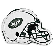 NFL New York Jets Helmet Throw Pillow