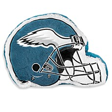NFL Philadelphia Eagles Helmet Throw Pillow
