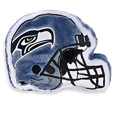 NFL Seattle Seahawks Helmet Throw Pillow