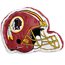 NFL Washington Redskins Helmet Throw Pillow
