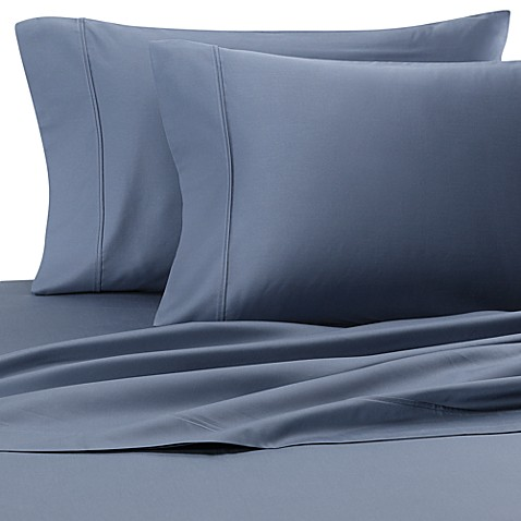 Royal Velvet® 400 Thread Count Standard Pillowcases (Set of 2)