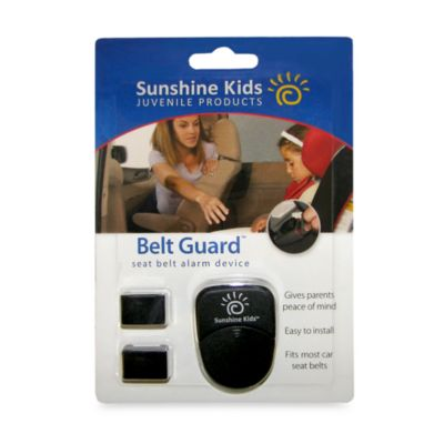 Sunshine Kids™ Seat Belt Guard™ Alarm Device