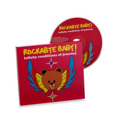 Rockabye Baby! Rock N' Roll Lullaby Renditions CDs > Rockabye Baby! Lullaby Renditions of Journey