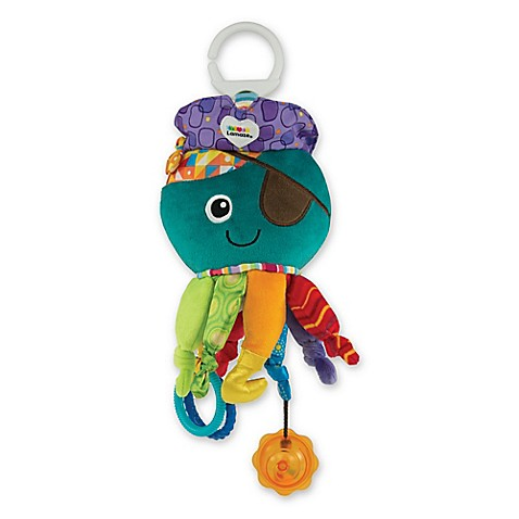 Lamaze® Capta in Calamari Early Developmental Clip-On Toy