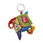 Lamaze® Clutch Cube Clip On Toy