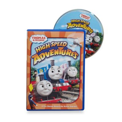 Thomas & Friends® High Speed Adventures DVD