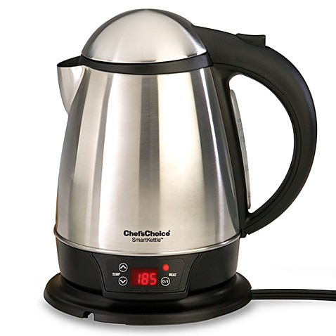 Chef'sChoice® SmartKettle Cordless 1 3/4 Quart Electric Kettle