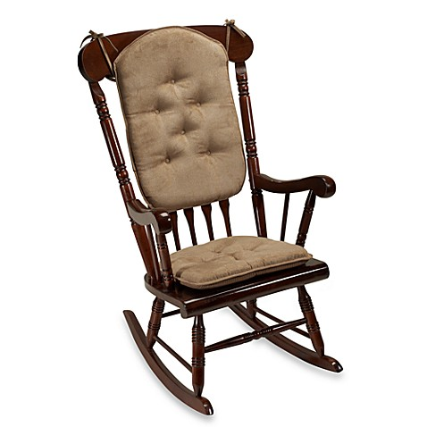 Buy Klear Vu Twillo 2 Piece Rocking Chair Pad Set In