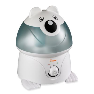 Crane Adorable Panda Ultrasonic Humidifier