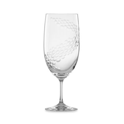 L by Lenox® Effervescence Crystal 20-Ounce Iced Beverage Glass