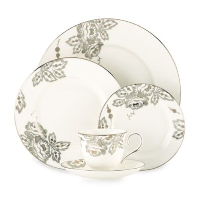 L by Lenox® Floral Waltz 5-Piece Dinnerware Place Setting