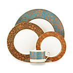 L by Lenox® Gilded Tapestry 5-Piece Dinnerware Place Setting