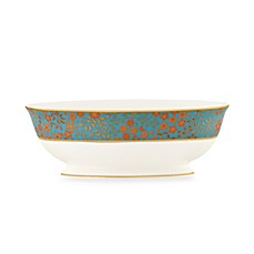 L by Lenox® Gilded Tapestry 48-Ounce Vegetable Bowl