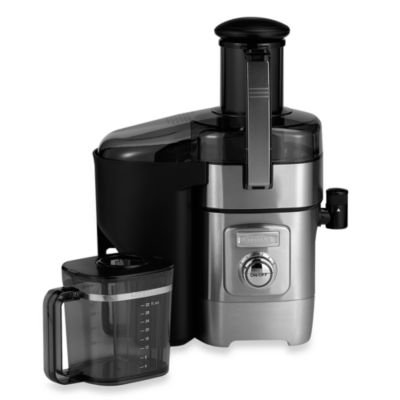 Krups Zb500e Infinity Slow Juice Extractor : Buy Cuisinart Compact Juice Extractor from Bed Bath & Beyond