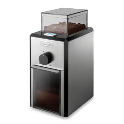 De'Longhi KG89 Stainless Steel Burr Coffee Grinder