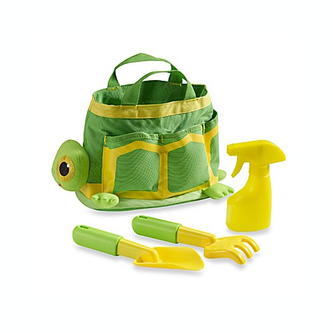 Buy Sunny Patch For Melissa Doug Tootle Turtle Tote Set From Bed Bath Beyond