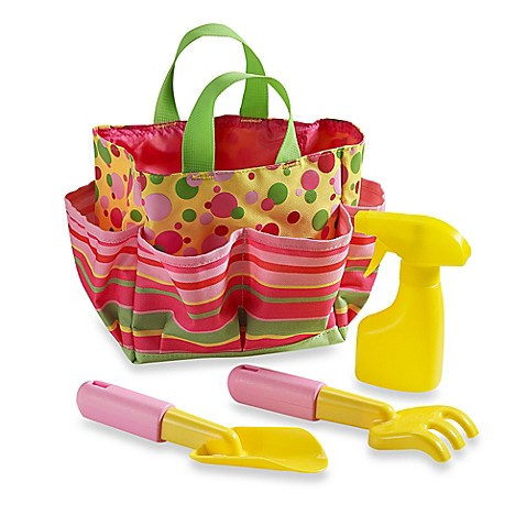 Sunny Patch For Melissa Doug Blossom Bright Tote Set Buybuy Baby