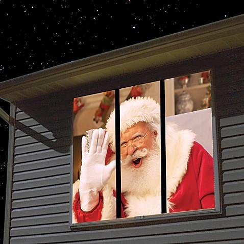 Supertek Window Wonderland LED Projector with 12 Movies