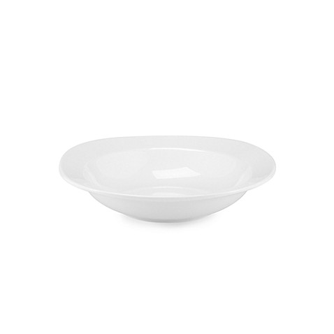 Oneida® Chef's Table™ Porcelain 9-Inch Pasta Bowl in White