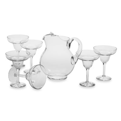 Cancun 7-Piece Margarita Set