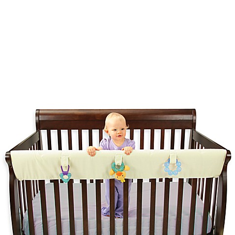 Leachco 174 Easy Teether Extra Large Convertible Crib Rail