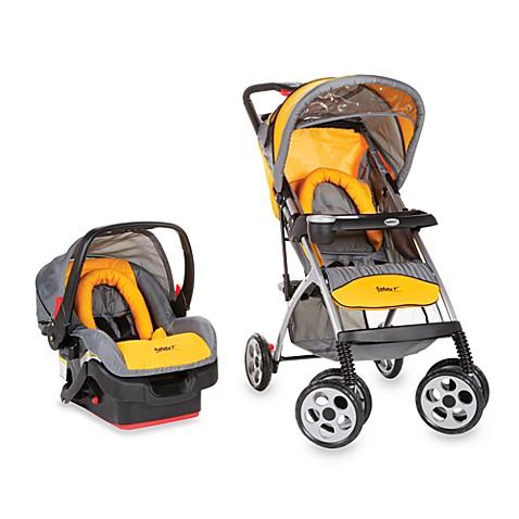 safety 1st acella lx stroller and car seat travel system cobalt bed bath beyond. Black Bedroom Furniture Sets. Home Design Ideas