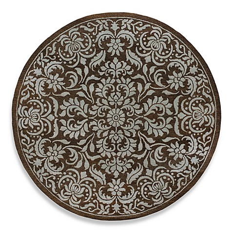 Bombary Dark Brown 2' x 3' Accent Rug