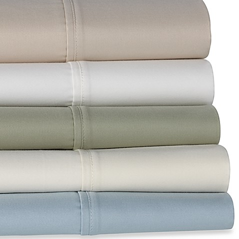 Royal Velvet® 400 Dual King Sheet Set, 100% Cotton, 400 Thread Count
