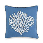 Lagoon 16-Inch Square Toss Pillow
