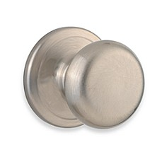 Kwikset® Juno Satin Nickel Hall/Closet Door Knob